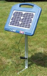 PEL Integrated Solar Fencer Stand - PE710