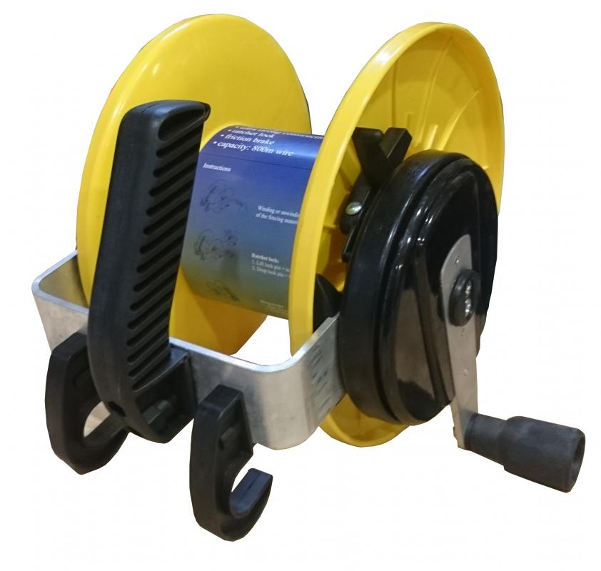 Fenceman Geared Fencing Reel Agridirect Ie