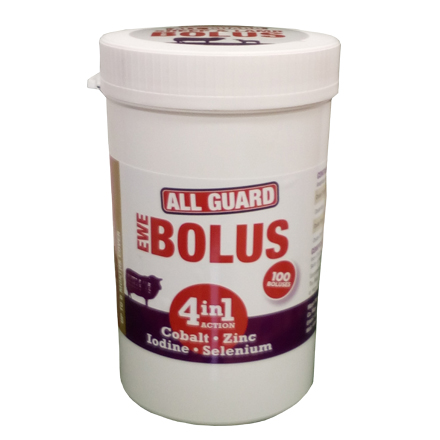 All Guard Sheep and Lamb Bolus 4 in 1 Agridirect   agridirect ie