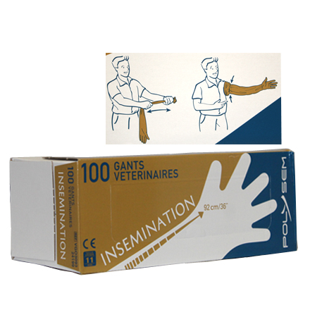 Arm Length Disposable Gloves