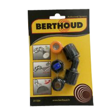 Berthoud All Purpose Nozzle Kit