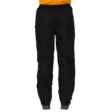 Chandler/Linton Lined Rain Trousers Black