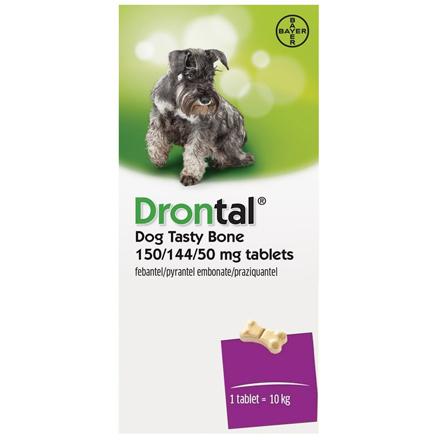 Drontal Dog Wormer Agridirect Agridirect