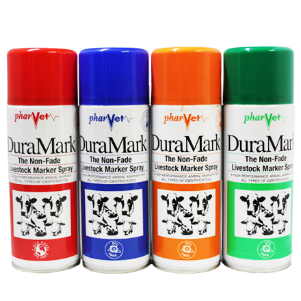 Duramark Marking Spray 400ml X 12