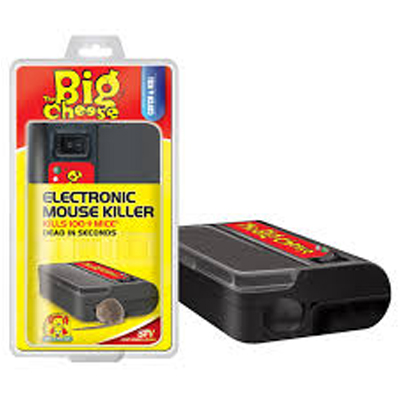 Big Cheese Ultra power Electronic Mouse killer |Agridirect