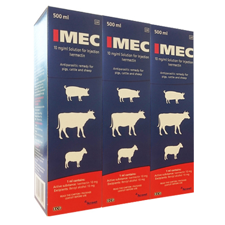 Imec Injection (500ml X 3)