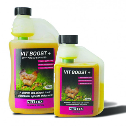 Nettex Poultry Liquid Tonic with Seaweed