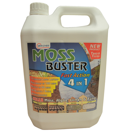 Image result for moss buster