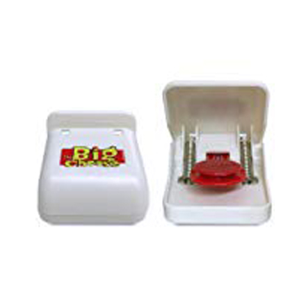 Big Cheese Quick Click Mouse Trap (3 Pack)