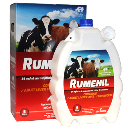 Rumenil Oral Drench | agridirect ie