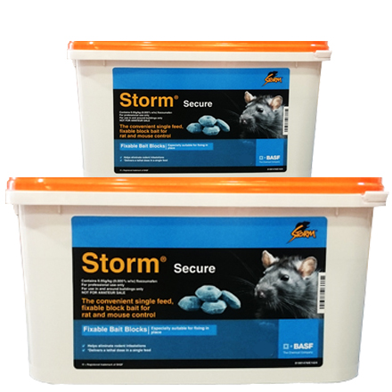 Storm Secure Rat Bait
